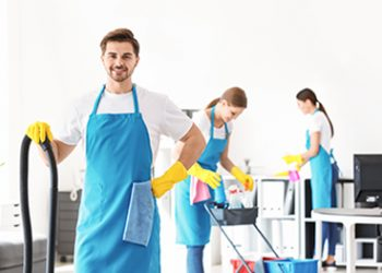 commercial cleaning 350x250
