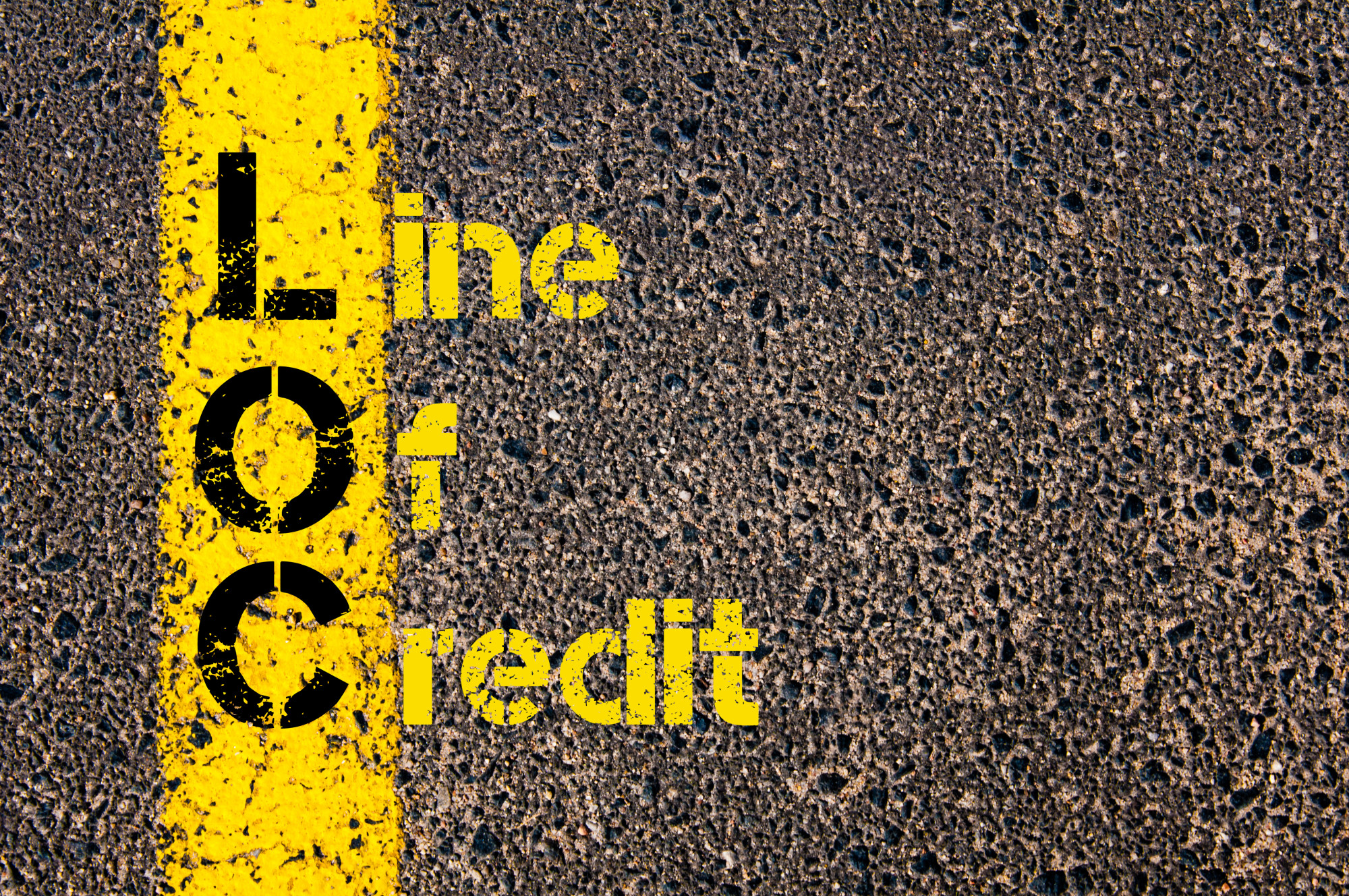 new business line of credit